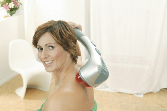 Infrared massager: characteristics and effectiveness