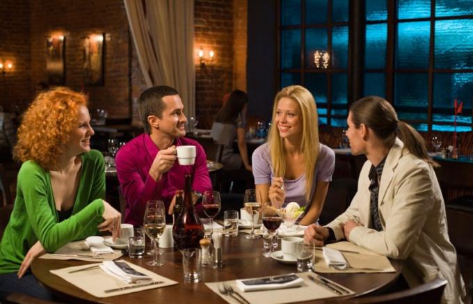 Как недорого и вкусно поужинать в ресторане
