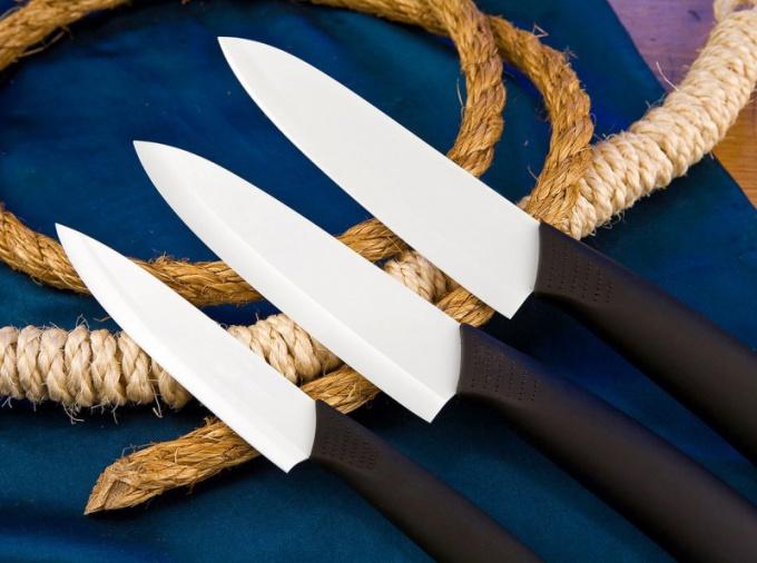 Как выбрать керамические ножи и где их купить?