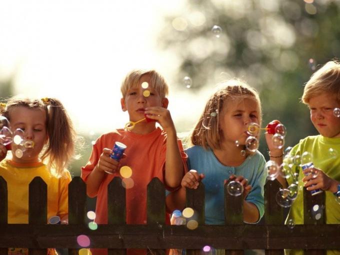 Как организовать детский кружок