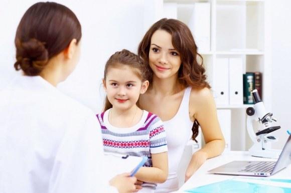 Диагностика вульвита у девочек