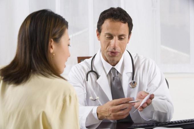 Диагностика и симптомы рака шейки матки
