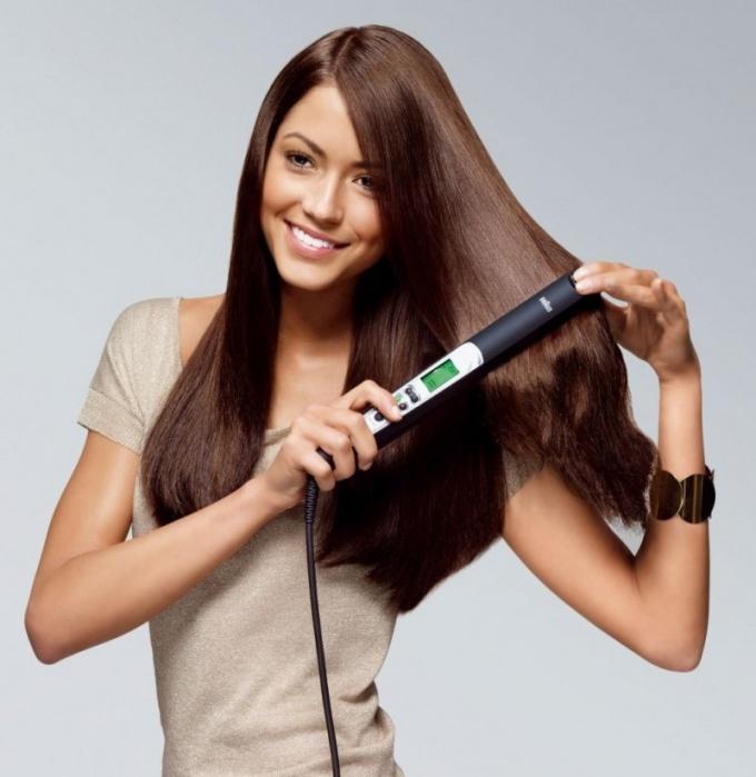 Выбираем безопасный выпрямитель для волос  в 2018 году