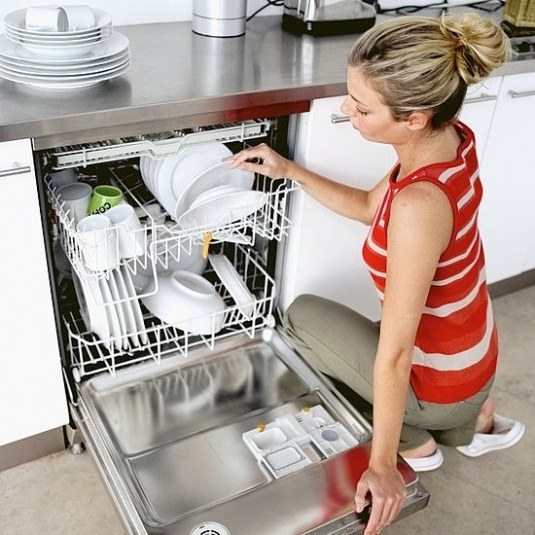 Посудомоечные машины: преимущество и недостатки