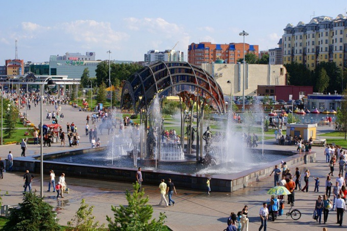 How to relax in Tyumen