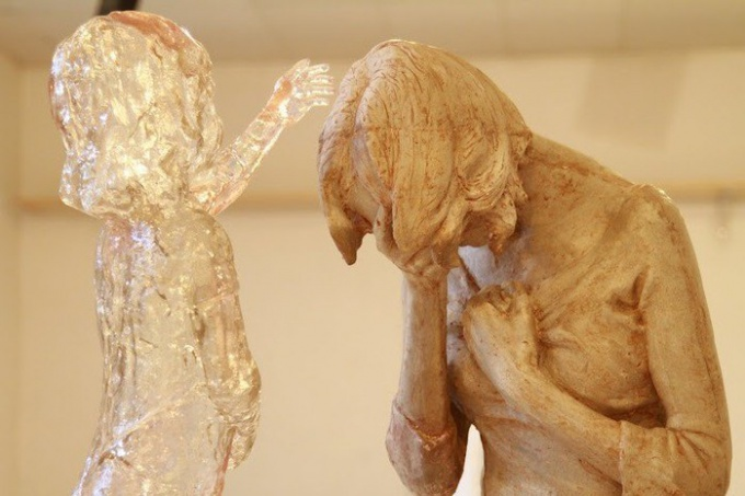 Памятник жертвам абортов в Словакии