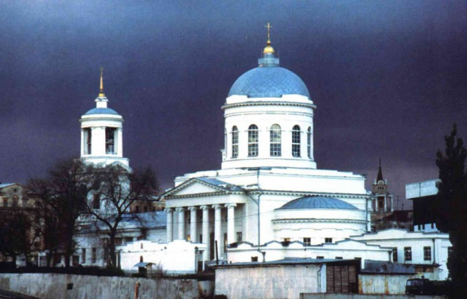 Voronezh is an ancient city where a lot of interesting