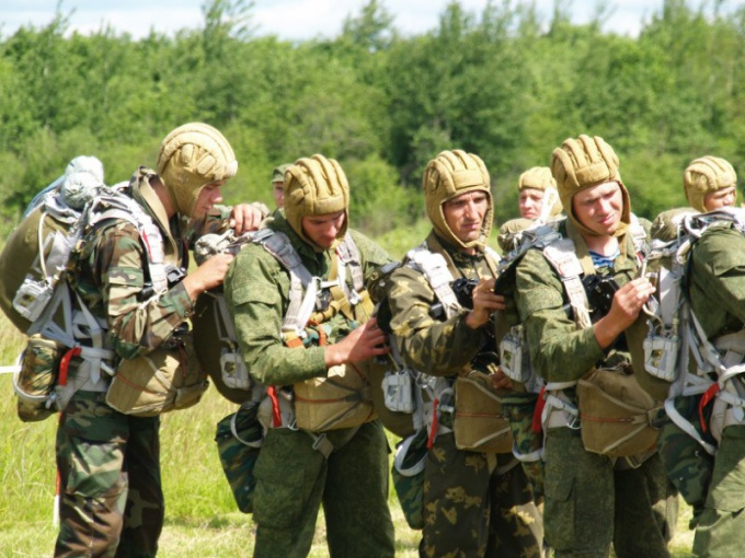 Элитным и самостоятельным родом Вооруженных сил России считаются Воздушно-десантные войска