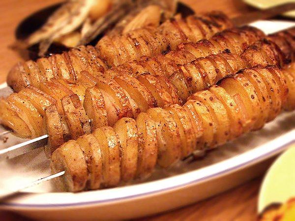 Оригинальные блюда из картофеля