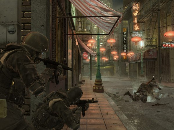 Call of Duty 4 - Modern Warfare как играть?