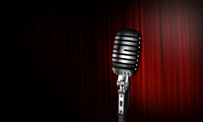 Научитесь не бояться микрофона