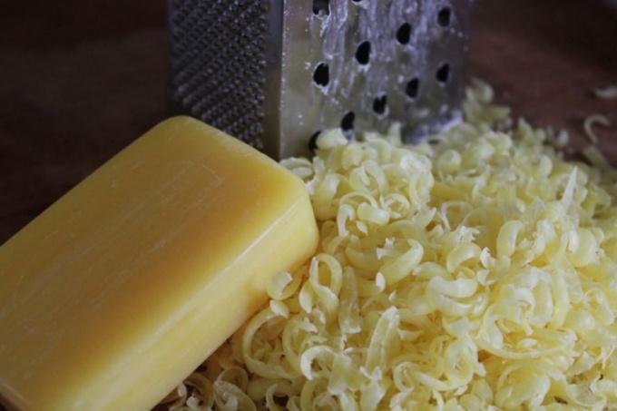 Как сделать стиральный порошок из мыла