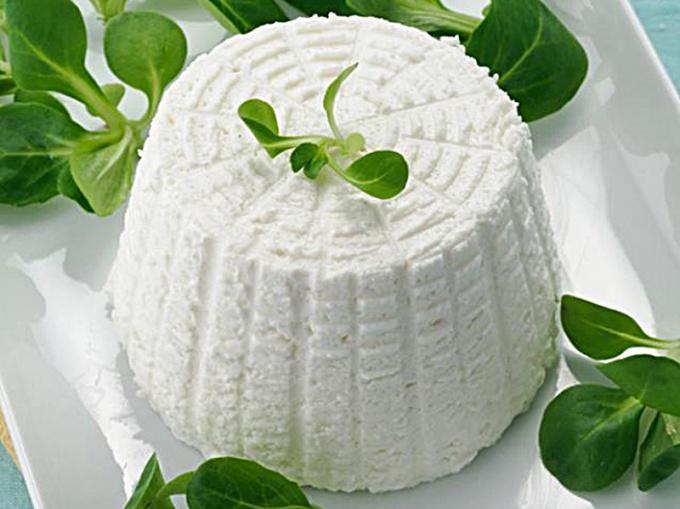 Рецепты блюд с сыром Рикотта