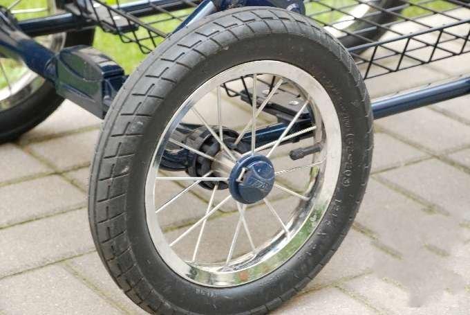 Как отремонтировать колесо от детской коляски