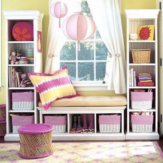 Как правильно организовать пространство для хранения вещей