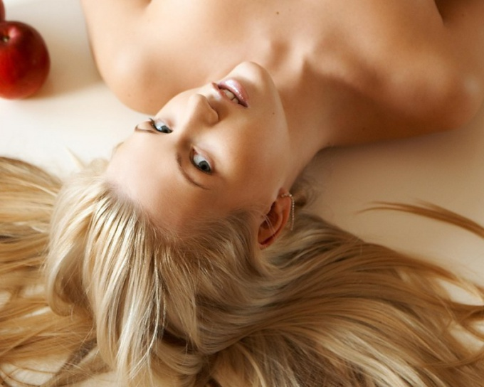 Блонд - дань моде или индивидуальность?