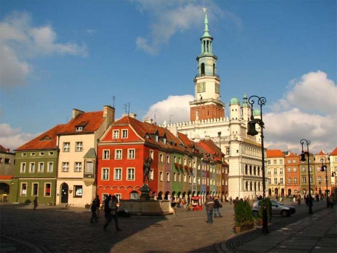 Познань, Польша