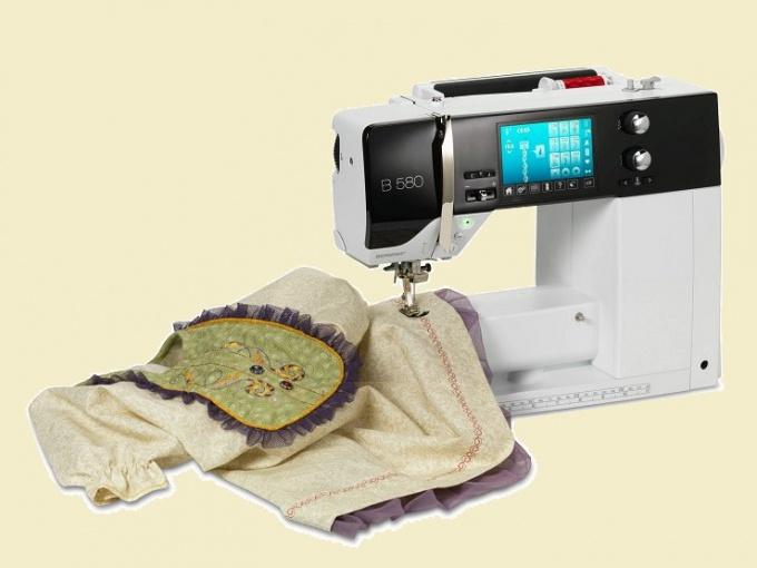 Машинка для вышивания что это
