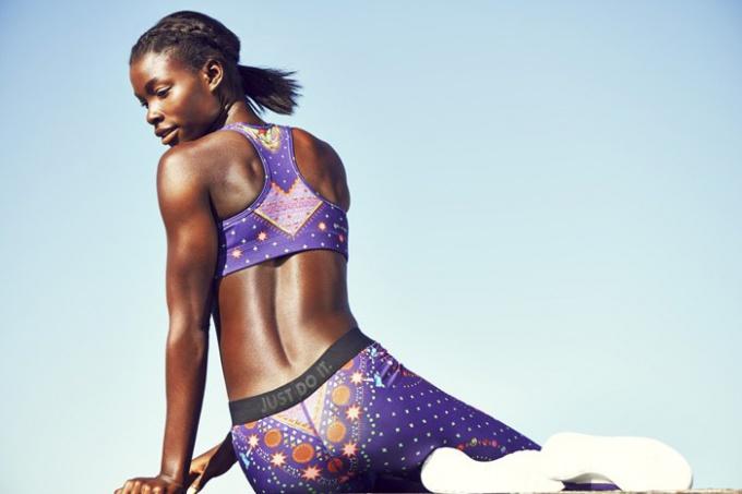 Брэнд Nike: модные тенденции 2014