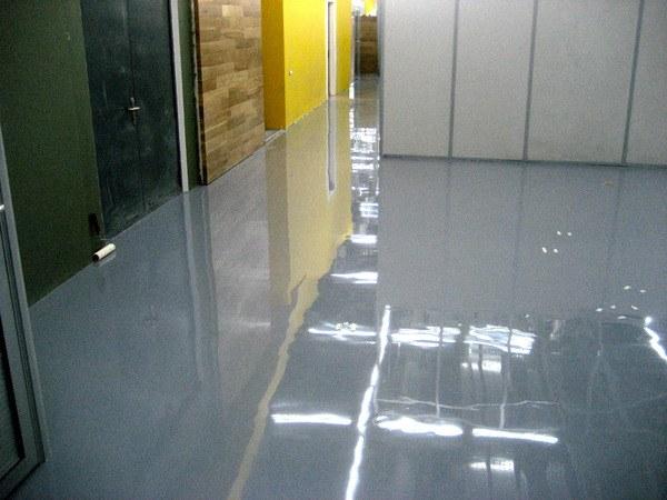 Как сделать наливной пол в квартире