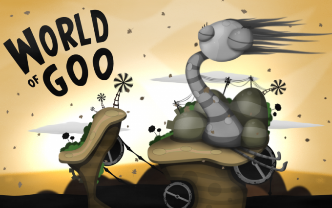 Правила игры World of Goo
