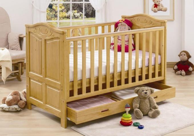 Как выбрать правильную кроватку для ребенка