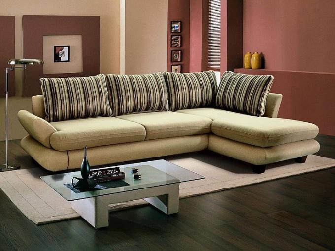Угловой диван: особенности выбора