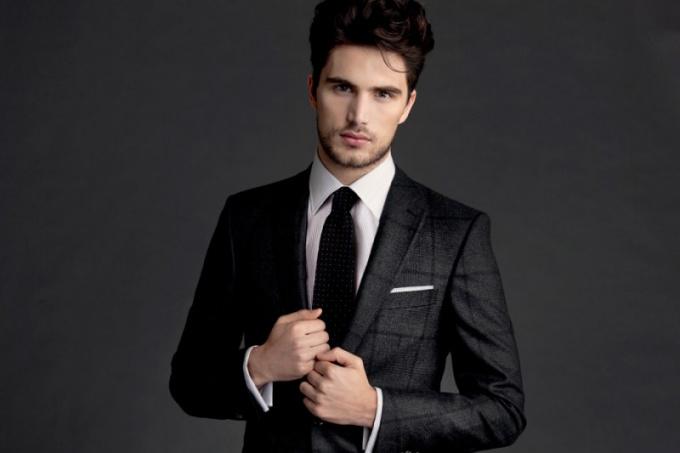 Как выбрать мужской костюм для ежедневной носки