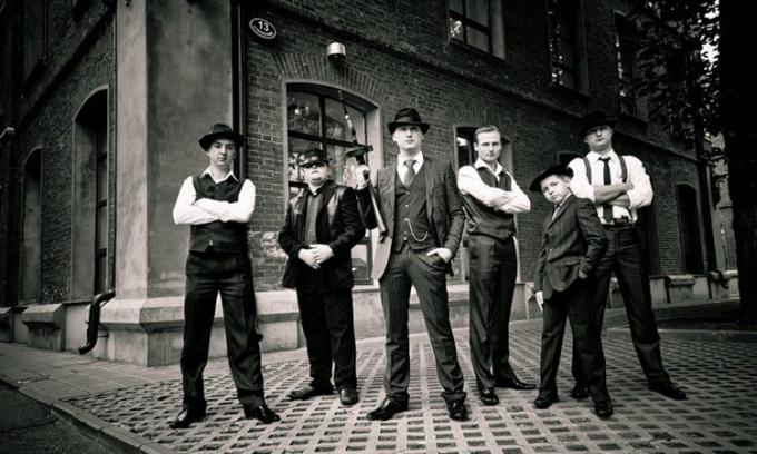 Модники 50-х