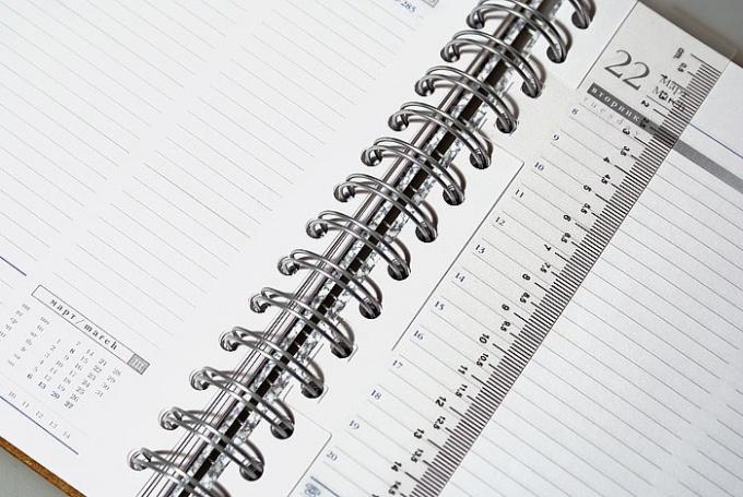 Выбираем правильный ежедневник для эффективного планирования