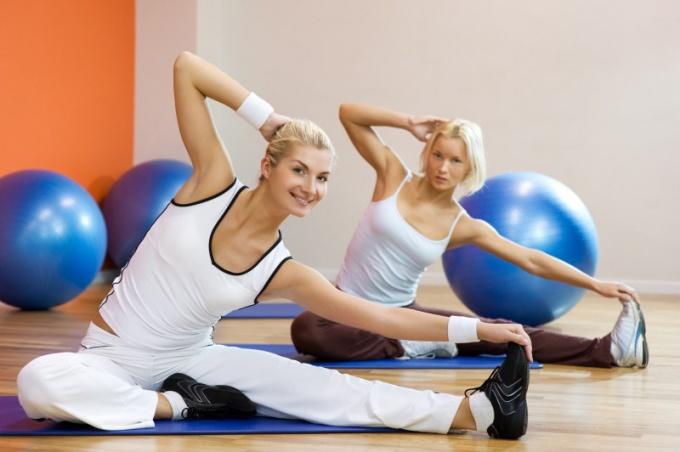 Занятия фитнесом: вред или польза?