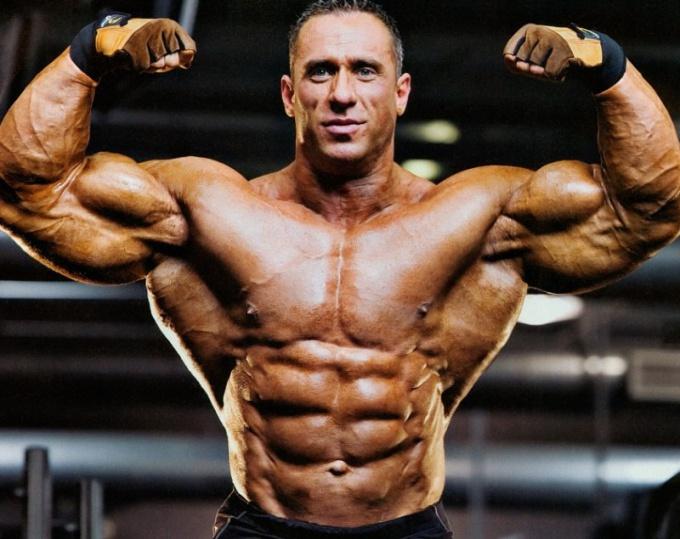 Анаболические стероиды: мифы и реальность