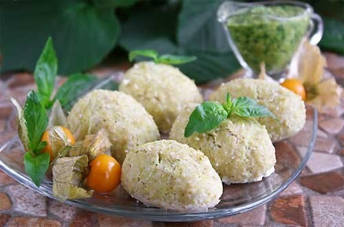 Рецепты блюд при панкреатите