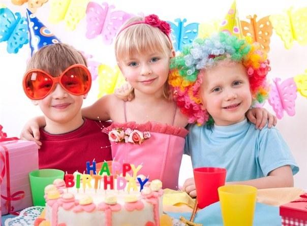 Как составить меню на детский день рождения