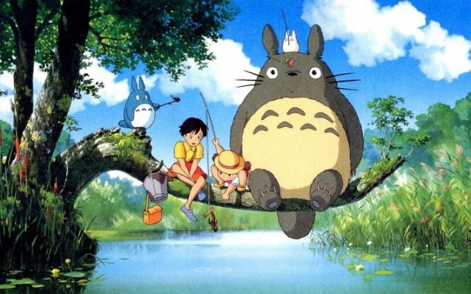 Легенды анимэ: знаменитые мультфильмы