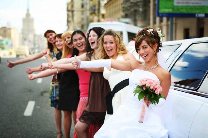 Свадебные конкурсы должны быть не только интересными, но и смешными!