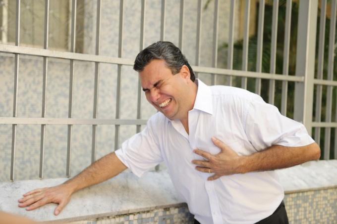 Как устранить боль в грудине