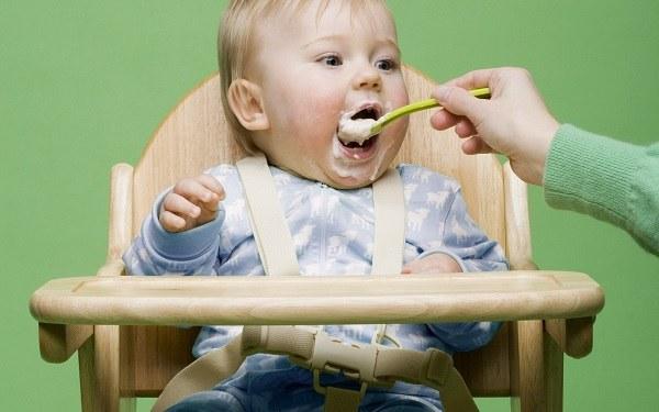 Как сделать стульчик для кормления своими руками