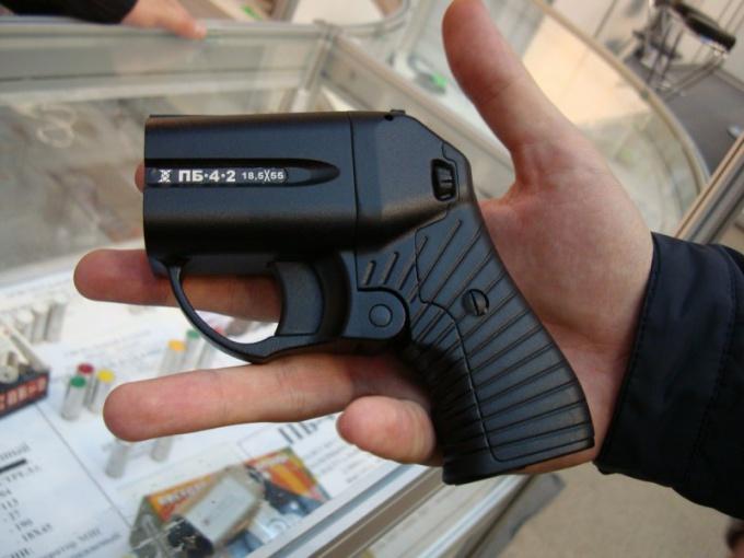 Покупка травматического пистолета - дело нелегкое!