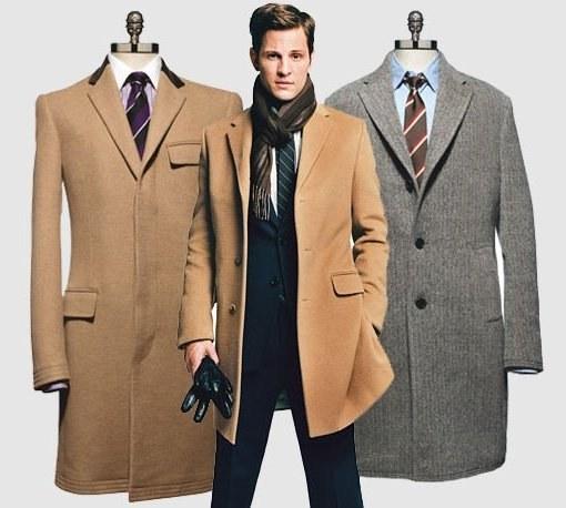 Как выбрать мужское зимнее пальто по типу фигуры