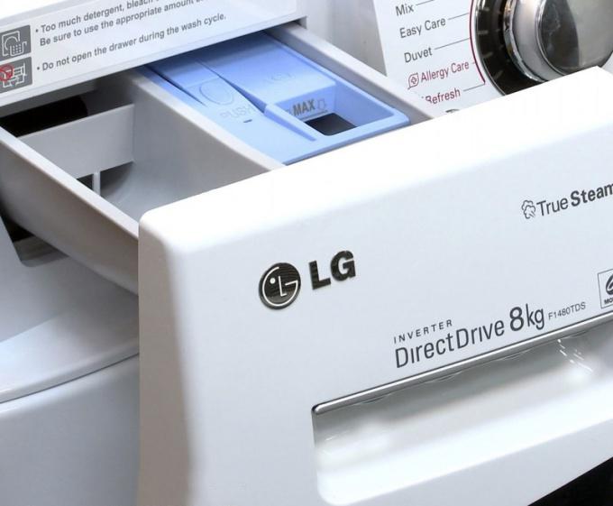 Стиральные машины LG: нюансы выбора