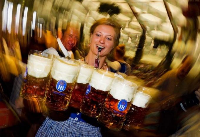 Good foam - good beer