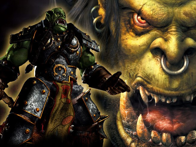 Interesting maps for Warcraft 3