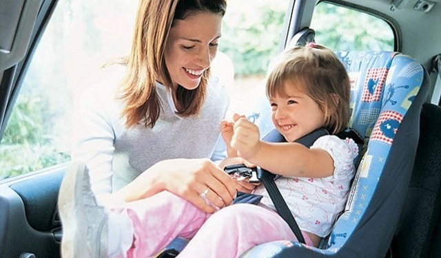 How to properly install a car seat