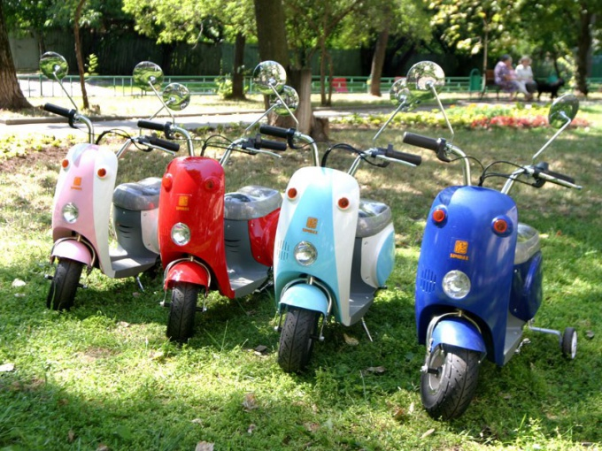Как выбрать скутер ребенку
