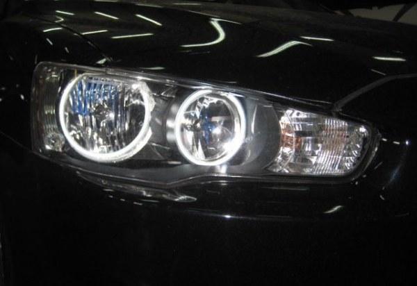 Как установить светодиодные лампы на автомобиль в 2017 году