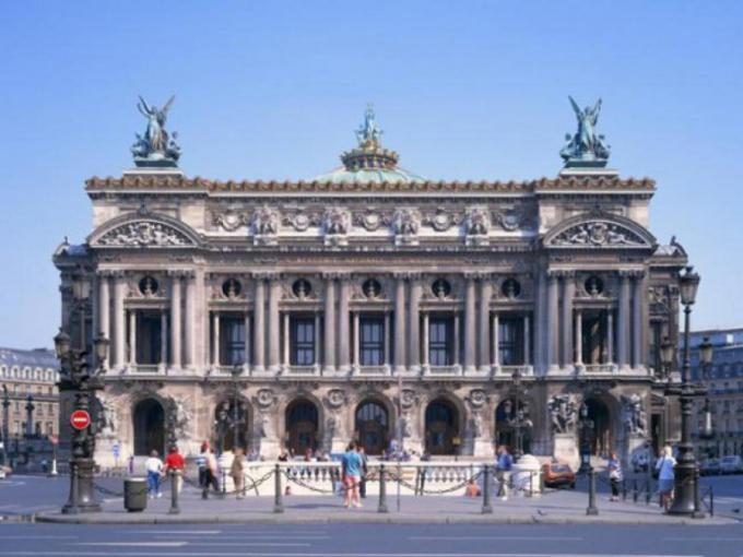 Театр Гранд Опера