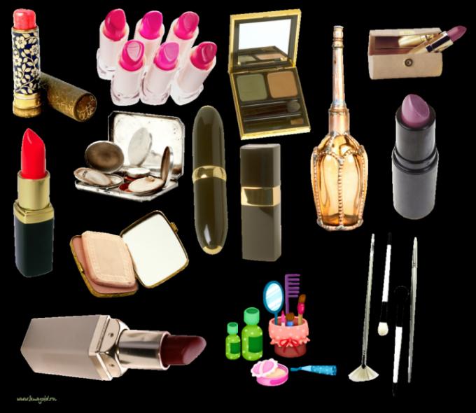 Широкий выбор косметики в интернет-магазине
