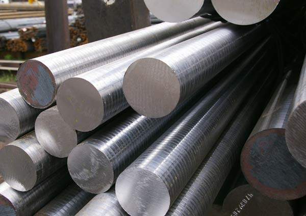 Round bars stainless steel