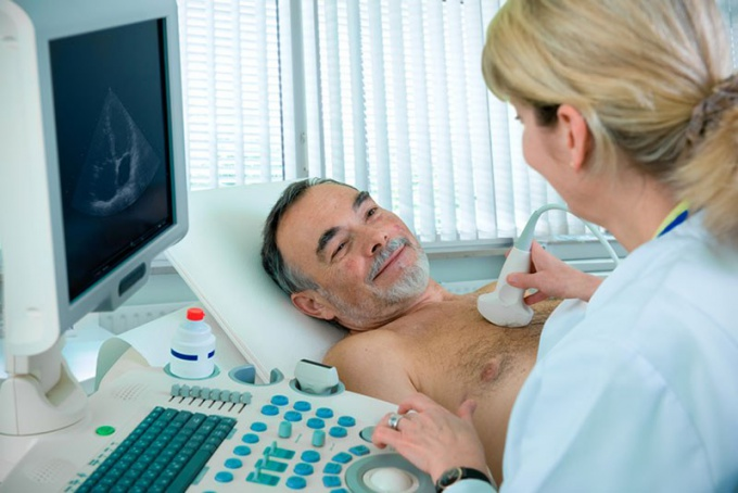 How to decipher ultrasound of the heart